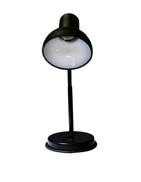 72000.04.14.01 - Лампа настольная черный на основе средн. Е27