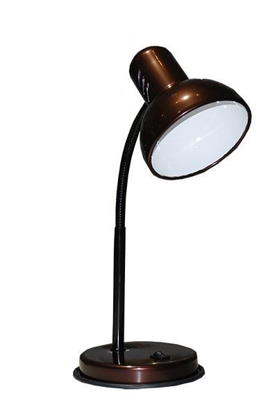 72000.04.15.01 - Лампа настольная шоколад на основе средн. Е27