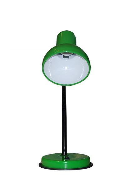 72000.04.33.01 - Лампа настольная зеленый яркий на основе средн. Е27