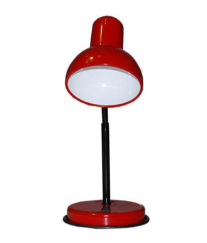 72000.04.66.01 - Лампа настольная красный на основе средн. Е27