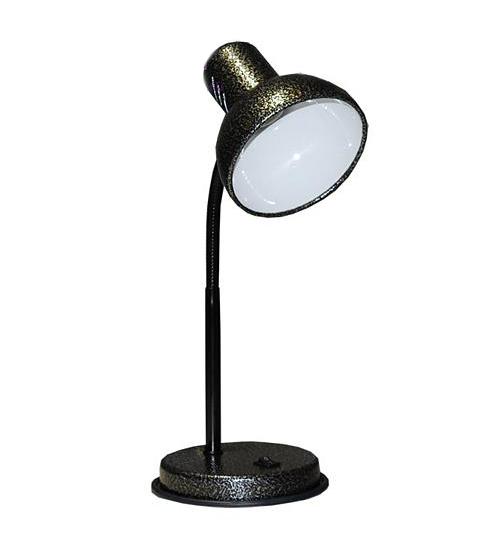 72000.04.74.01 - Лампа настольная черный антик на основе средн. Е27